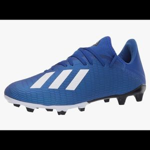 Men's X 19.3 Firm Ground Boots Soccer Shoe Size 12